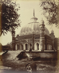 General Azimuddin Tomb, [Rampur]